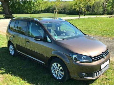 gebraucht VW Touran Cross 1.2 TSI STYLE (neue Steuerkette)