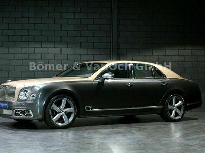 gebraucht Bentley Mulsanne 6.7 SPEED Custom - Two Tone