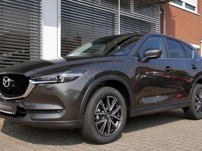gebraucht Mazda CX-5 2018 2.0l 165 PS FWD Excl.-L. + Navi + RFK