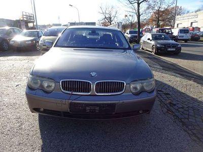 gebraucht BMW 735 7er Benzin & LPG