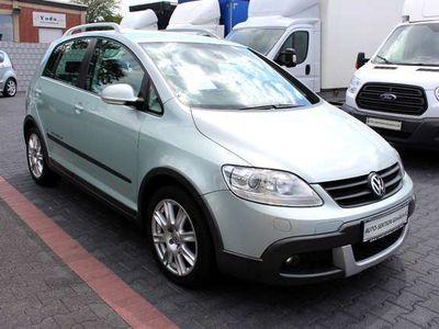 gebraucht VW Golf Plus Cross V TDI DSG+Klimaa+Navi+Tempo+Sitzhz+PDC