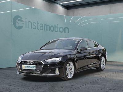 gebraucht Audi A5 Sportback A5 50 TDI qu 19 Leder ACC Advanced
