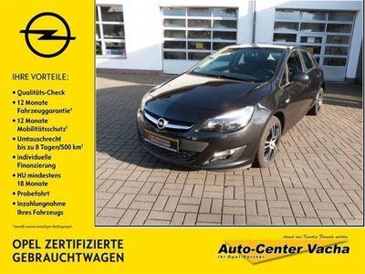 gebraucht Opel Astra 1.6 Active