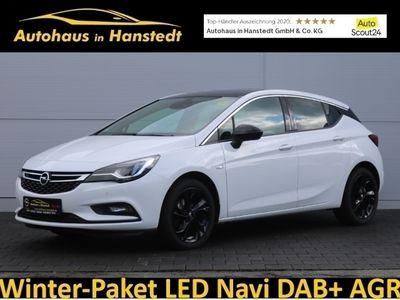 gebraucht Opel Astra 1.4 Turbo INNOVATION 125PS 5 Türig LED AGR-Sitz Navi 5.0 DAB+ Keyless Open
