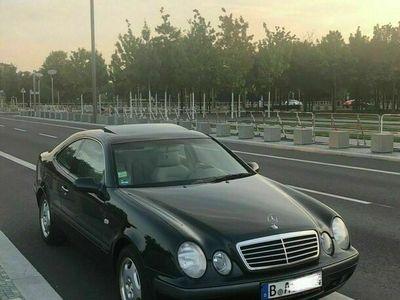 gebraucht Mercedes CLK320 * 2.Hand /Nichtrauch...