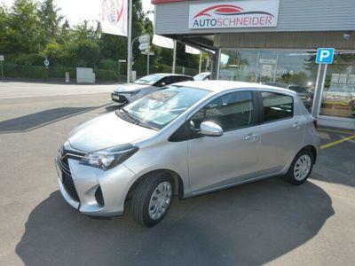 gebraucht Toyota Yaris Comfort