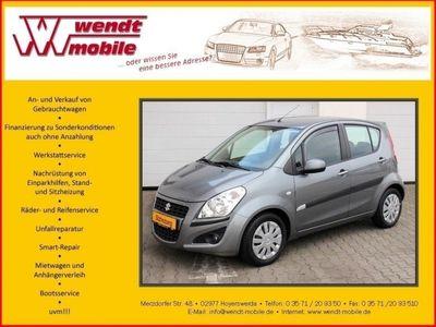 brugt Suzuki Splash Active+mit Sitzheizung und Einparkhilfe