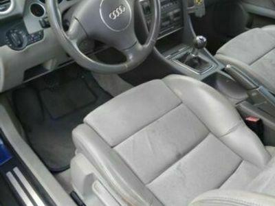 gebraucht Audi A4 Cabriolet 1.8 T