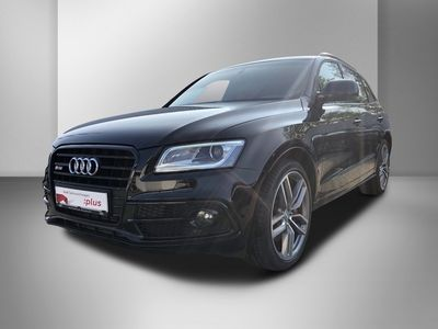 begagnad Audi SQ5 SQ53.0 TDI plus quattro 250 kW (340 PS) tiptronic