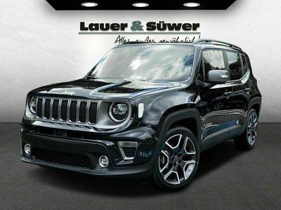 gebraucht Jeep Renegade Renegade 1,0l T-GDI Limited*LED*Kamera*Navi