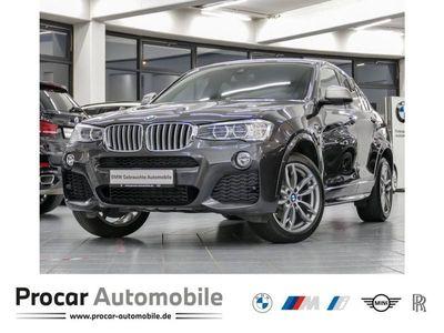 gebraucht BMW X4 xDrive20d M Sport