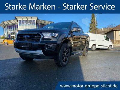 gebraucht Ford Ranger Wildtrak EXTRAKABINE #ROLLO#LED#STANDHZG Tageszulassung, bei MGS Motor Gruppe Sticht GmbH & Co. KG