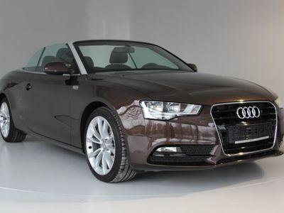 gebraucht Audi A5 Cabriolet 2.0TDI DSG PDC*Tempomat*Sitzh.*Navi