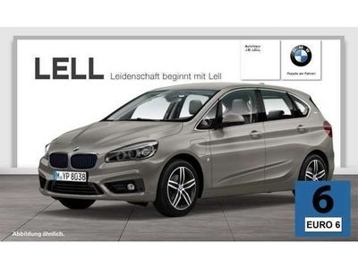 gebraucht BMW 225 Active Tourer xe iPerformance Sport Line LED