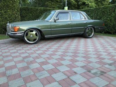 käytetty Mercedes 280 W116H-Kennzeichen