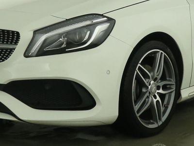 gebraucht Mercedes A180 A-KlasseLimousine Park-Assist AMG