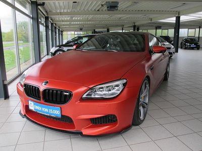 gebraucht BMW M6 M-Carbon Bremse,LED,Karbon,Na