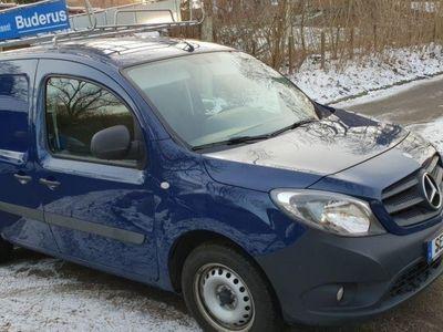 gebraucht Mercedes Citan 108 CDI Tourer lang (LKW) Bluetooth WR