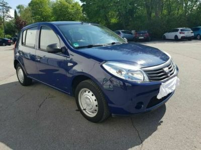 gebraucht Dacia Sandero 1.4 MPI Basis