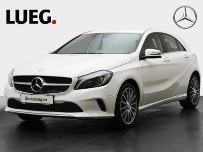 gebraucht Mercedes A180 Urban Navi LED PTS AMG-18 gr.Disp