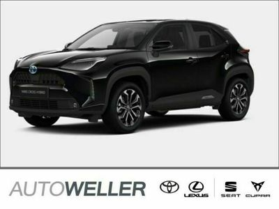 gebraucht Toyota Yaris Cross Hybrid Team D +Navi +Cargo +Winter-P