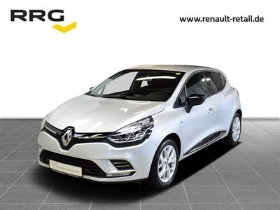 gebraucht Renault Clio IV 4 0.9 TCE 90 ECO² LIMITED