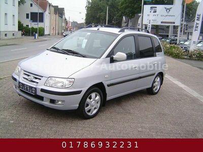 gebraucht Hyundai Matrix 1.6 GLS Edition-Plus*KLIMA*TÜV*SHFT*4 E.FENSTER