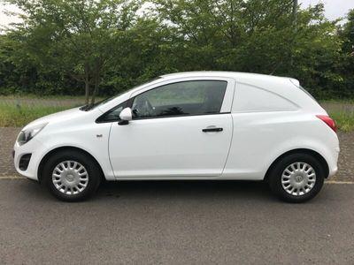 used Opel Corsavan 1.3 CDTI, LKW Zulassung, Klima, 1Hand