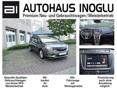 gebraucht Opel Zafira 1.4 T S&S Navi 4.0 IntelliLink/Cam- 7 Sitzer