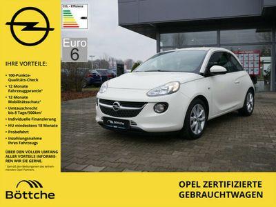 gebraucht Opel Adam 1.0 Turbo Jam FSE USB KLIMA PDC SHZ EU6