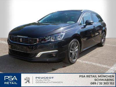 gebraucht Peugeot 508 SW BlueHDi 180 EAT6 Stop&Start GT