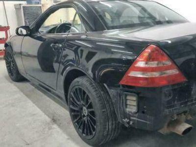 gebraucht Mercedes 170 SLKKompressor Facelift Borbet Felgen,...