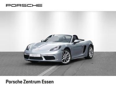 gebraucht Porsche Boxster Navi Tel.-Vorb. BT Klimaautom Sportsitze