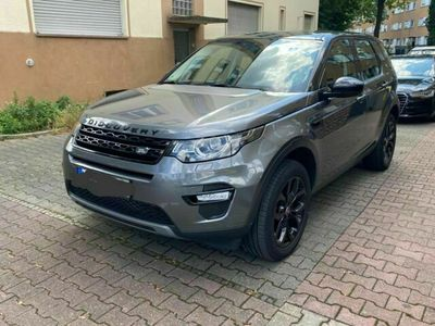 gebraucht Land Rover Discovery Sport SD4 Aut. SE