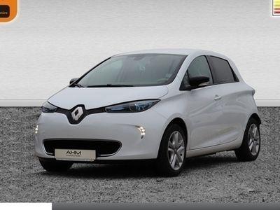 käytetty Renault Zoe Zen ZE40 R90 *Mietbatterie* NAVI STANDHZ EU6