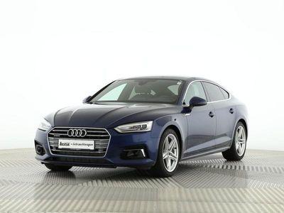gebraucht Audi A5 Sportback Sport S-line ACC Kamera Leder
