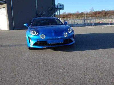 gebraucht Renault Alpine A110 blau