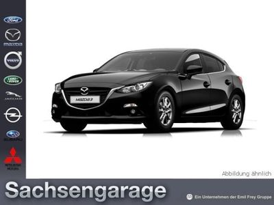 gebraucht Mazda 3 2.0 120 PS Signature