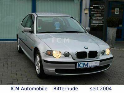 gebraucht BMW 318 Compact Compact ti Automatik Facelift als Limousine in Ritterhude