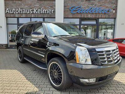 gebraucht Cadillac Escalade 6.2 V8 Sport Luxury mit LPG