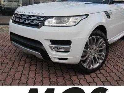 gebraucht Land Rover Range Rover Sport SD4 HSE