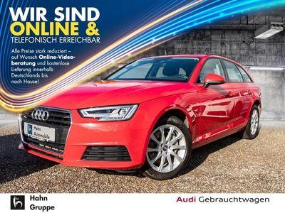 gebraucht Audi A4 Avant 3.0TDI EU6 qu LED Pano Tempo Sitzh PDC