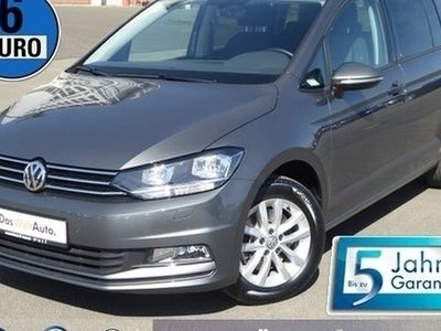 second-hand VW Touran 2.0 TDi DSG Comfortline *0,99%