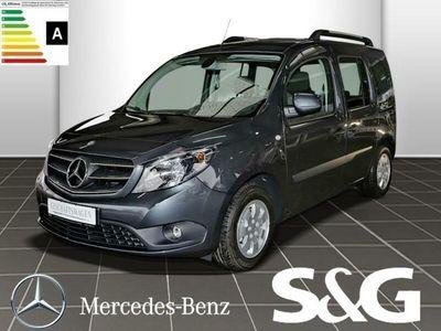 gebraucht Mercedes Citan 111 CDI Kombi Tourer Edition