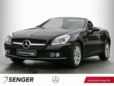 gebraucht Mercedes SLK200 *7G-Tronic*Parktronic*Leder*Sitzheizung*