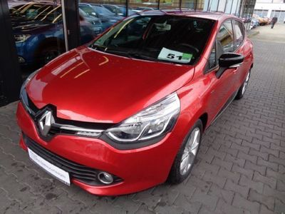 gebraucht Renault Clio LIMITED Deluxe Tce Klimaautomatik,Navi