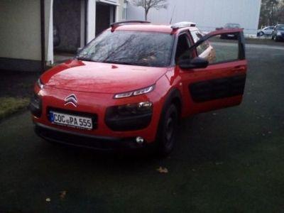 gebraucht Citroën C4 Cactus e-HDi 92 ETG6 Stop&Start