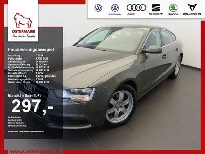 gebraucht Audi A5 Sportback 1.8TFSI 170PS.AC-AUTOM.17ALU.SITZHZG.PD