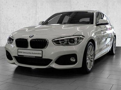 gebraucht BMW 116 1er d M Sport