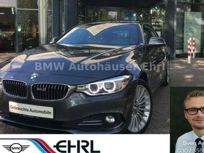 gebraucht BMW 420 Gran Coupé d xDrive LuxuryLine Leder NaviProf